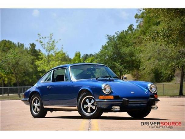 American Auto Sales Houston Tx: 1973 Porsche 911 For Sale In Houston, Texas Classified
