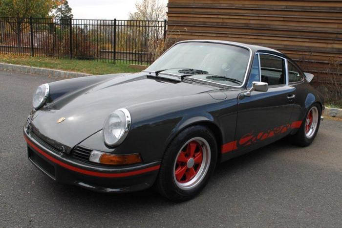 1973 Porsche 911 carrera RS Tribute