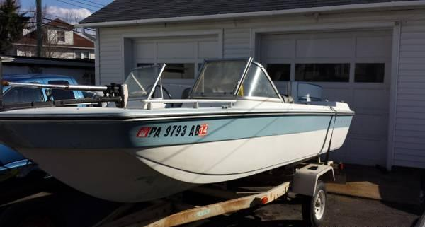 1973 starcraft fishing boat for sale in larksville for Starcraft fishing boats
