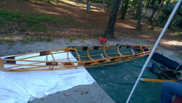1973 VINTAGE KLEEPER FOLDING KAYAK for Sale in Savannah