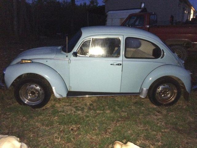 1973 Volkswagen Superbeetle-Very Solid for Sale in ...
