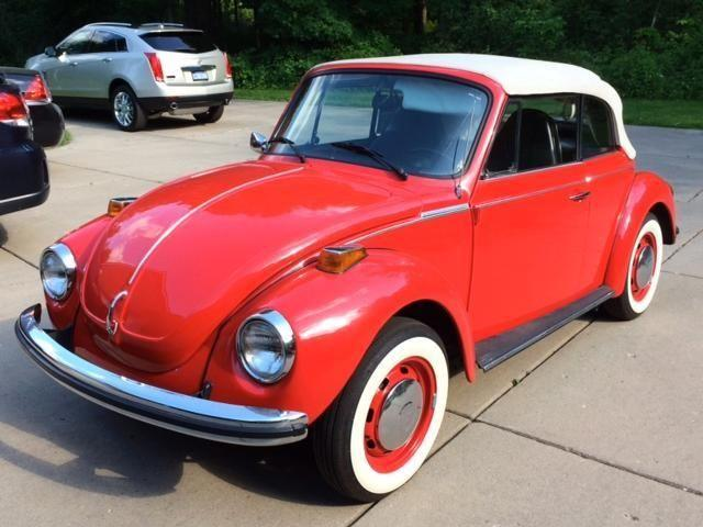 1973 vw beetle for sale mi for sale in lansing michigan classified. Black Bedroom Furniture Sets. Home Design Ideas