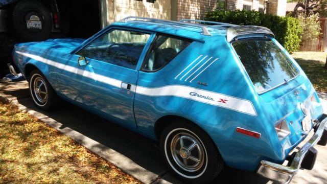 1974 Amc Gremlin For Sale In San Antonio Texas Classified