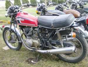 1974 And 1975 Honda Cb360 Used Parts For Sale For Sale