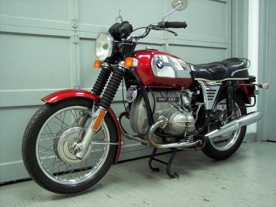 Bmw R1200rt For Sale >> 1974 BMW R60/6, excellent condition , 24k miles, metallic