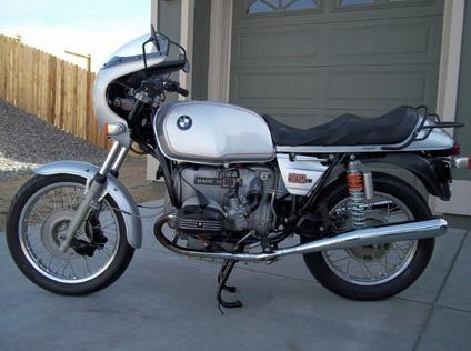 1974 Bmw R90s 1050cc Worldwide Delivery For Sale In Akron