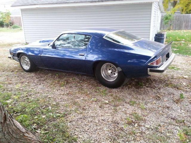 1974 Camaro Z28 Pro Street For Sale In Brickton Illinois
