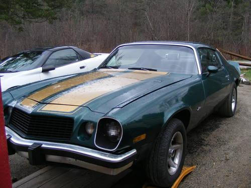 1974 Camaro Z28 sale or trade for Sale in Warren, New ...