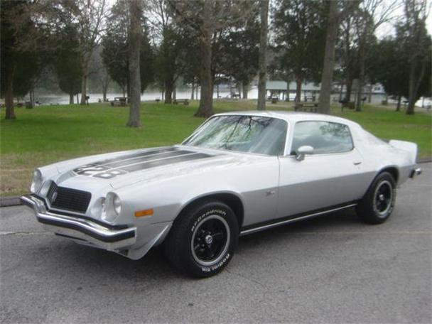 1974 Chevrolet Camaro Z28 For Sale In Hendersonville