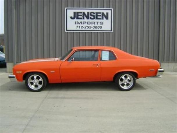 1974 chevrolet nova for sale in sioux city iowa classified. Black Bedroom Furniture Sets. Home Design Ideas