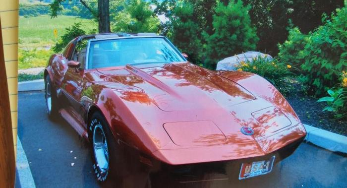1974 corvette stingray for sale in reading pennsylvania classified. Black Bedroom Furniture Sets. Home Design Ideas