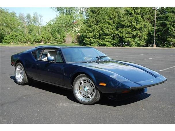1974 de tomaso pantera for sale in stratford new jersey classified. Black Bedroom Furniture Sets. Home Design Ideas