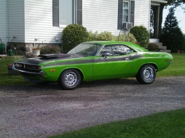1974 dodge challenger for sale mi for sale in chesaning michigan classified. Black Bedroom Furniture Sets. Home Design Ideas