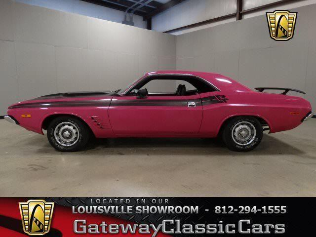 1974 dodge challenger r t 743lou for sale in memphis indiana classified. Black Bedroom Furniture Sets. Home Design Ideas