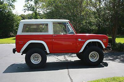 1974 FORD BRONCO 302 BOSS, AUTOMATIC, AC for Sale in ...