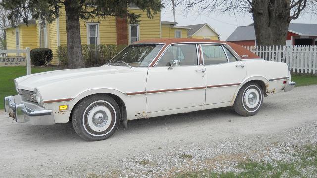 1974 Ford Maverick for Sale in Kalona Iowa Classified