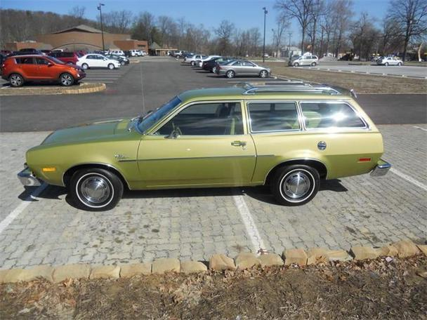 ford pinto cruising wagon for autos post. Black Bedroom Furniture Sets. Home Design Ideas