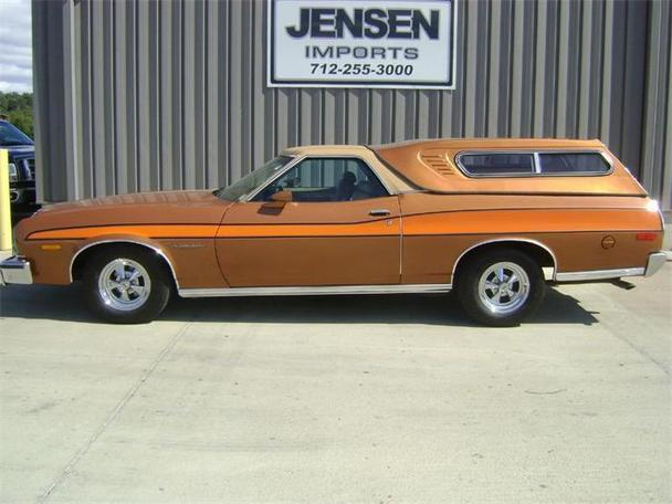 1974 ford ranchero gt for sale in sioux city iowa classified. Black Bedroom Furniture Sets. Home Design Ideas