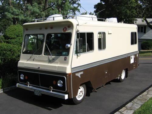 1974 grumman motorhome dodge 22 44k miles for sale in carmel