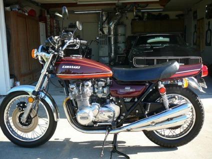 1974 Kawasaki Z1-A 900