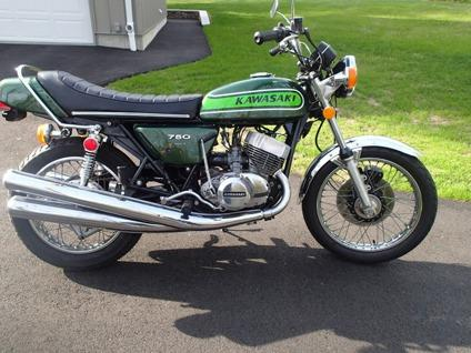 1974 Kawasali H2 Mach IV for Sale in Rancho Mirage