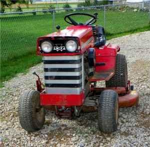 1974 Massey Ferguson Lawn Tractor Westphalia For Sale