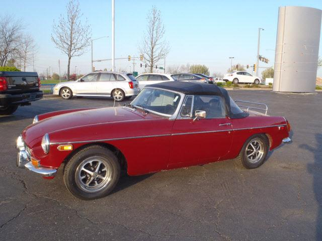 1974 mg mgb for sale in olathe kansas classified. Black Bedroom Furniture Sets. Home Design Ideas