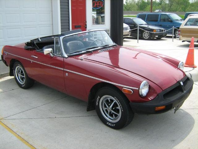 1974 mg mgb for sale in newark ohio classified. Black Bedroom Furniture Sets. Home Design Ideas