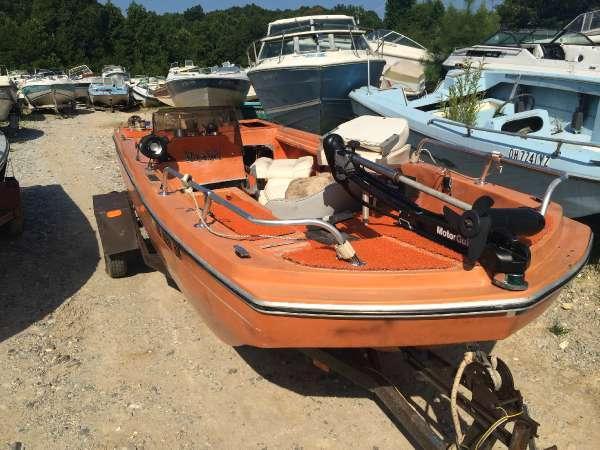 1974 monark marine monark 16 for sale in dawsonville for Monark fishing boats