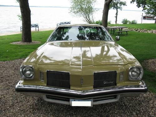 1974 Oldsmobile Rocket 350 Cutlass Supreme Coupe
