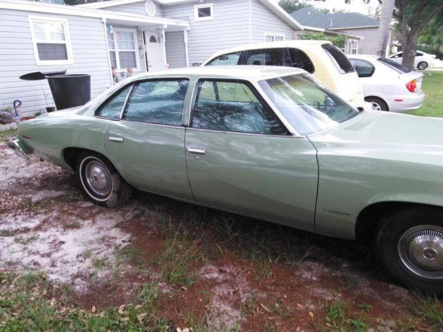 1974 Pontiac Lemans 4dr Sedan For Sale In Co Bluffs Iowa Classified