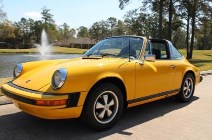 1974 Porsche 911 Targa For Sale In Tallahassee Florida
