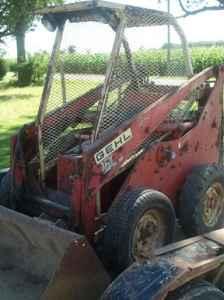 1974 skid steer - $2500 (Sharpsville)