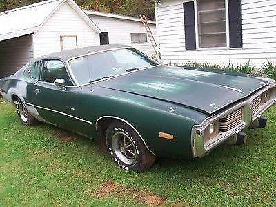 1974 third generation dodge charger for sale in stuart virginia classified. Black Bedroom Furniture Sets. Home Design Ideas