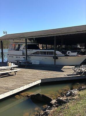 1974 Trojan 44 Motor Yacht