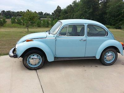 1974 vw super beetle for sale in mountain home arkansas classified. Black Bedroom Furniture Sets. Home Design Ideas