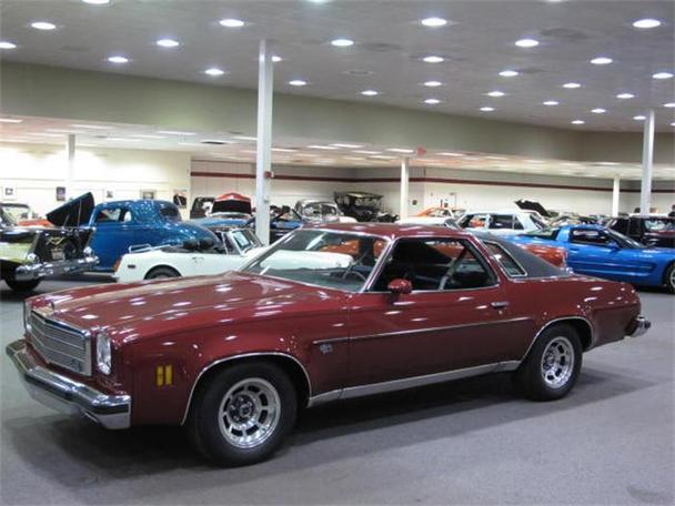 1974 Chevrolet Malibu Classic for Sale in Troy, Michigan Classified