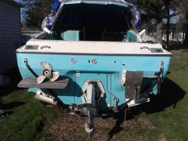 1975 20 Foot Reinell Cuddy Cabin Parting Out For Sale In