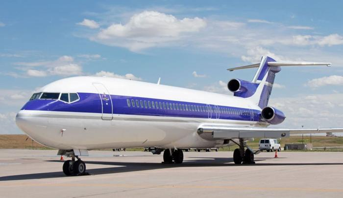 1975 Boeing B727-227 Price On Request