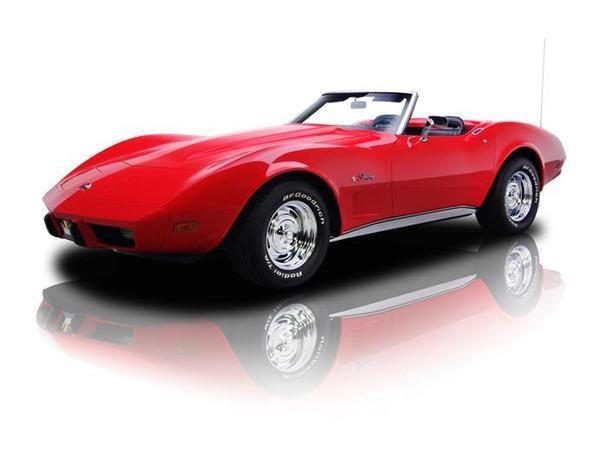 1975 chevrolet corvette for sale in charlotte north carolina classified. Black Bedroom Furniture Sets. Home Design Ideas