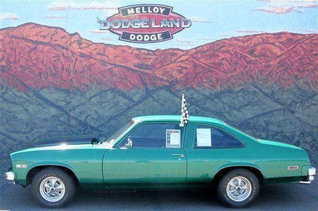 1975 Chevrolet Nova for Sale in Albuquerque New Mexico