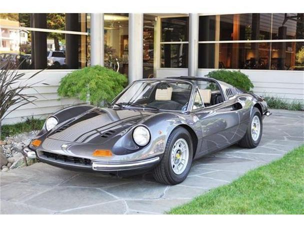 1975 Ferrari 246 GTS