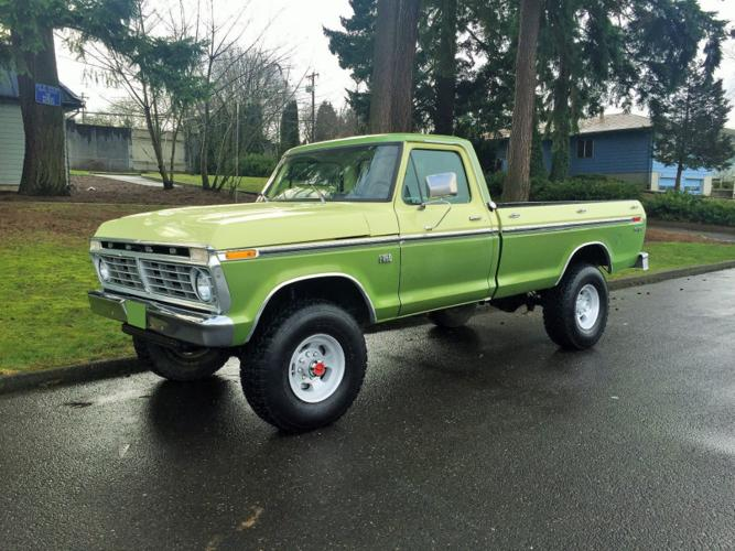 1975 Ford F-250 4X4 Highboy 390 V8 for Sale in Akron, Ohio Classified | AmericanListed.com