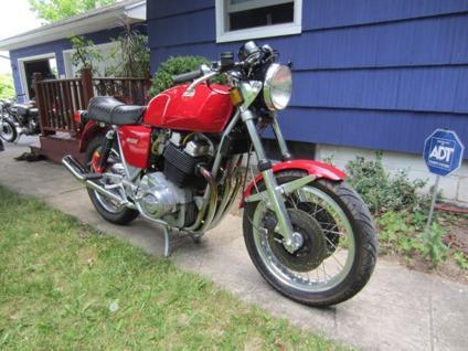 1975 laverda 1000 3c triple overall condition 1975 for Triple a s motors greensboro nc