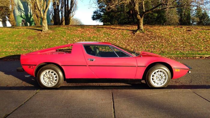 1975 Maserati Coupe 5