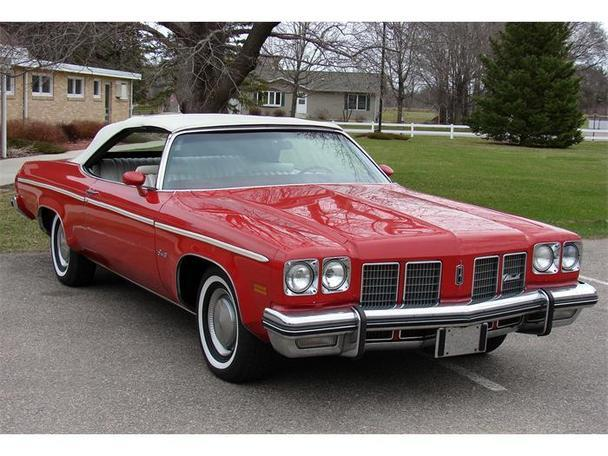 1975 oldsmobile 88 for sale in maple lake minnesota classified. Black Bedroom Furniture Sets. Home Design Ideas