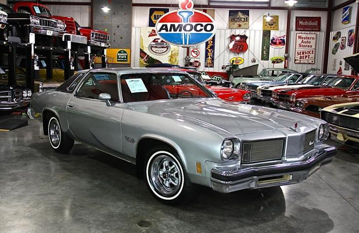 1975 oldsmobile cutlass salon for sale in fenton missouri classified. Black Bedroom Furniture Sets. Home Design Ideas