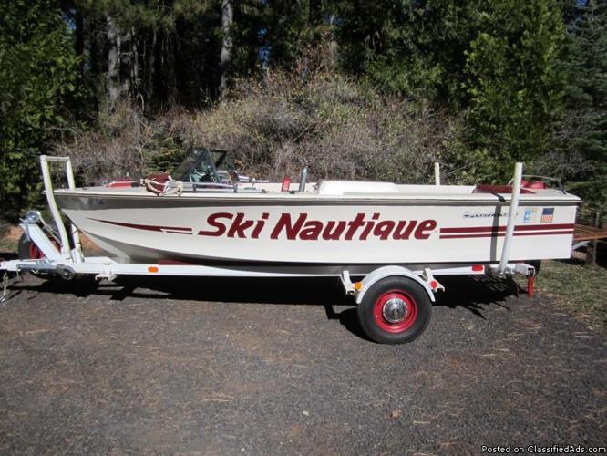 1975 ski nautique for sale in shingletown california for Correct craft trailer parts