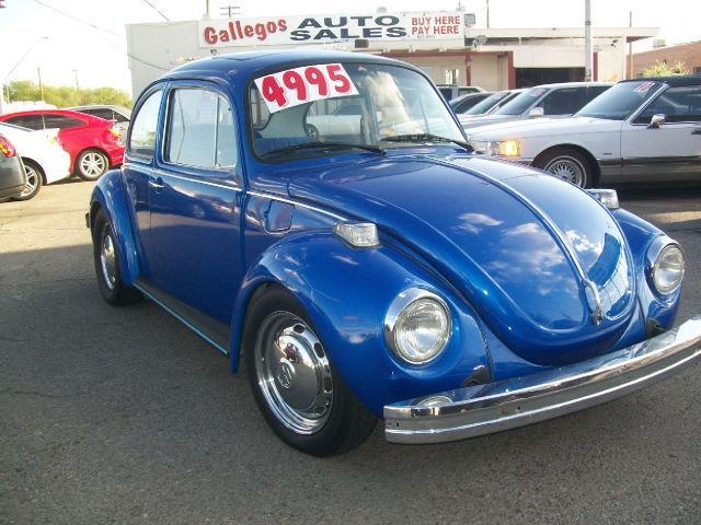1975 Volkswagen Beetle  Pre