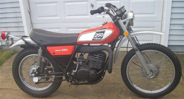 1975 Yamaha DT250 Enduro for Sale in Marshall, Michigan ...